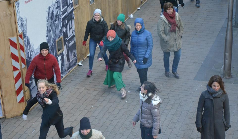 Move the Public Space